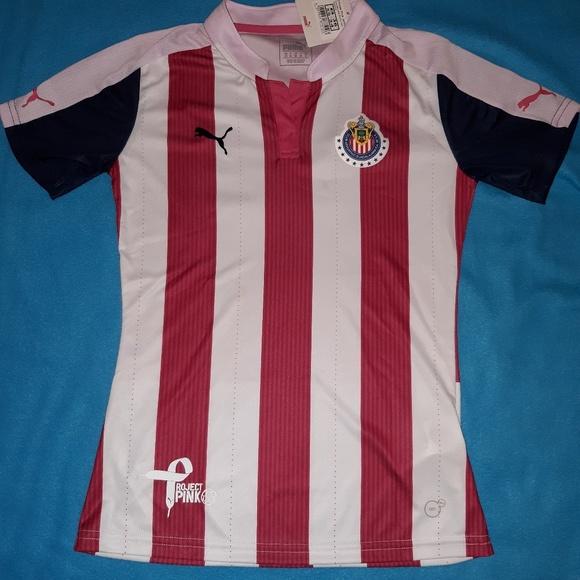 official photos 29306 22235 Pink Chivas Del Guadalajara